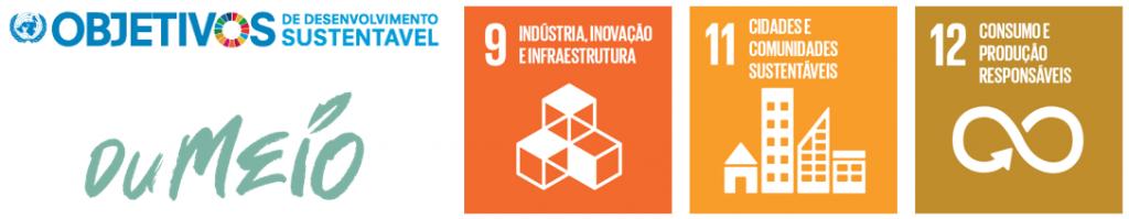 Objetivos de desenvolvimento sustentável ONU - DuMeio. Indústria, inovação e infraestrutura - Cidades e comunidades sustentáveis - Consumo e produção responsáveis